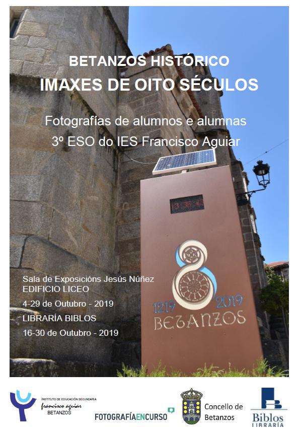 Mostra Betanzos histórico