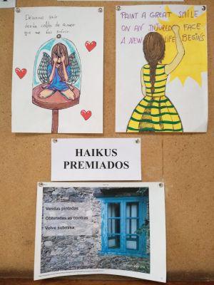 Gañadores haikus