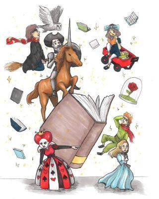 Ilustración de Nuria Beiro
