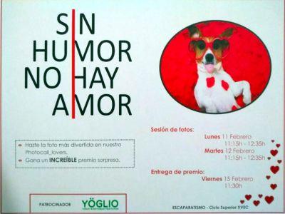 sin humor no hay amor