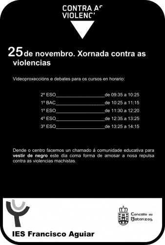 contra as violencias 2019