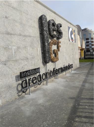 foto do logo do IES