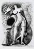 Debuxo da artista galega Maruja Mallo