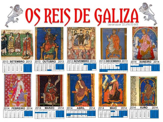 Calendario de aula 2013 - 2014