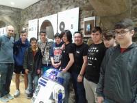 O alumnado de FP básica visitou o CESGA