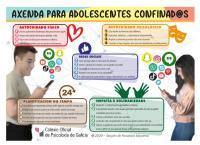 AXENDA PARA ADOLESCENTES CONFINAD@S!