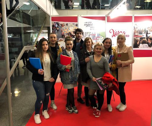 Viaxe a Barcelona á Feira Internacional de empresas simuladas SEFED
