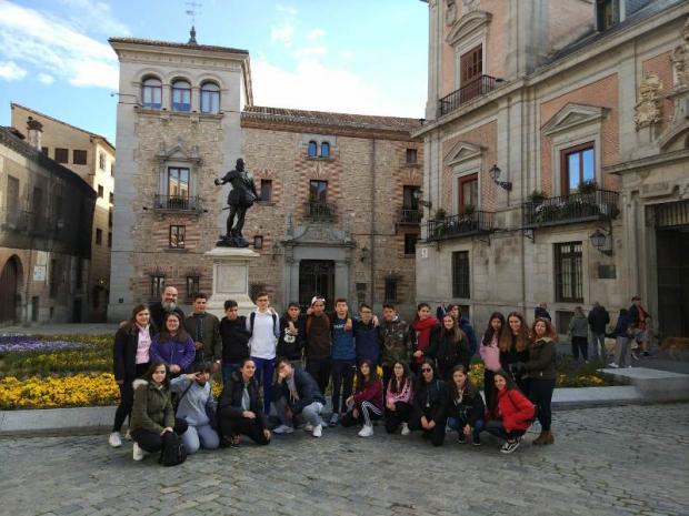 Visita a Madrid e Toledo