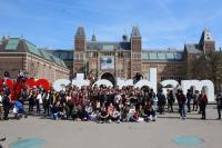 Viaxe a Amsterdam