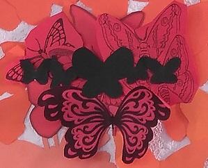 Cando fala, da súa boca saen bolboretas que pairan no ar moi alegres … (Antón Cortizas)