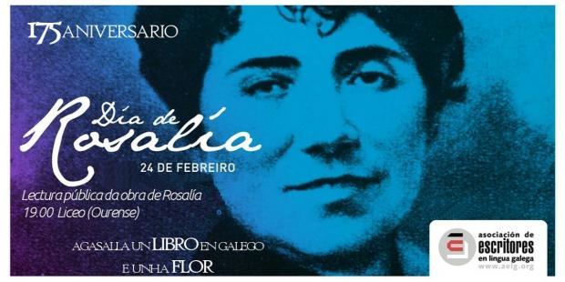 Día de Rosalía - 24 de febreiro