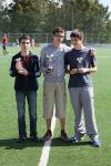 Gañadores do torneo de xadrez MGB 2012