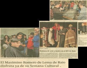 Prensa Semana Cultural