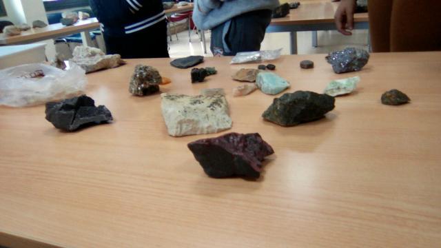 Obradoiro de minerais