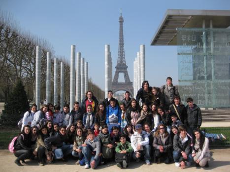 Excursión de 4º a París