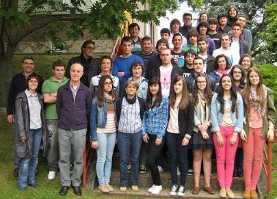 orla 2º bach. 2012