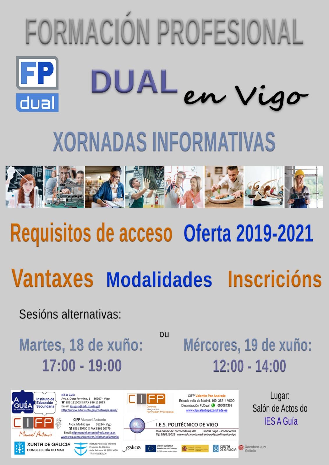 Calendario Festivos Vigo 2020.Ies Politecnico De Vigo