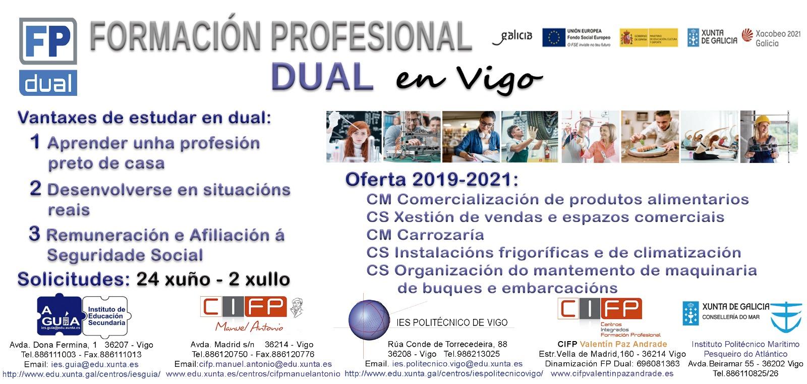 Calendario Laboral Pontevedra 2020.Ies Politecnico De Vigo