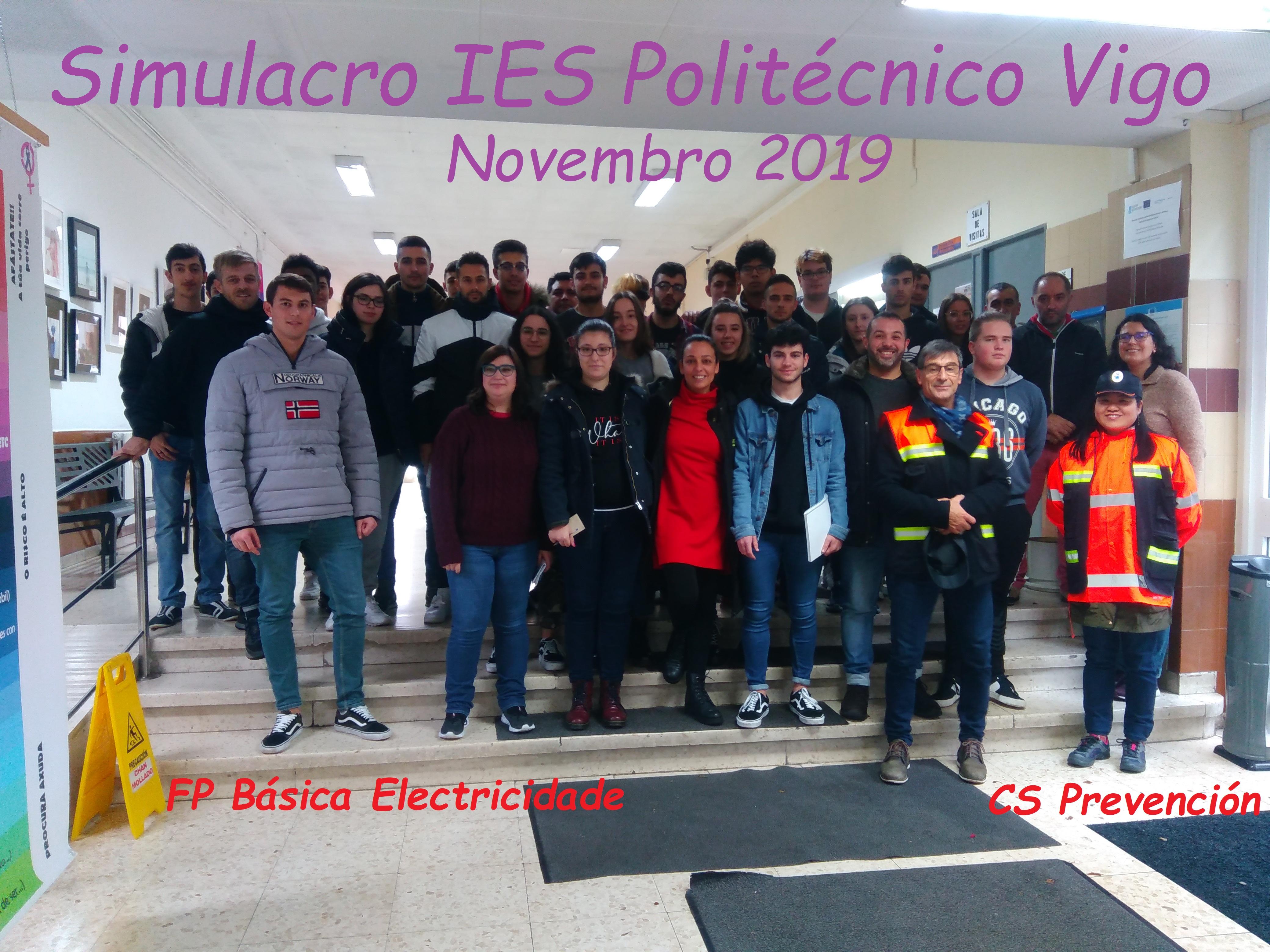 Simulacro No Ies Politécnico De Vigo 2019 2020 Ies Politécnico De Vigo