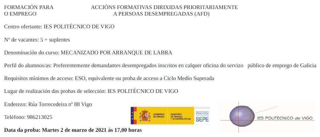 Ies Politécnico De Vigo