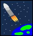 Con brillo de cometa