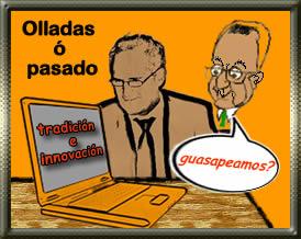 OLLADAS Ó PASADO