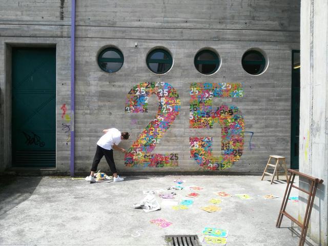 grafiti alumno