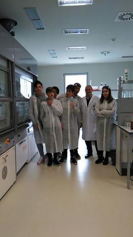 foto laboratorio