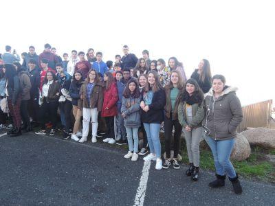 O alumnado do noso centro visitou os museos de A Coruña