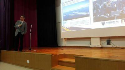 Alvaro Vieites falando de Big Data