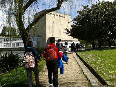 Visita Guiada e Taller