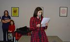Foto da lectura do amnifesto