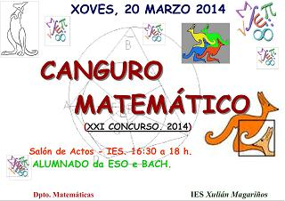 Concurso Matemático Canguro 2014