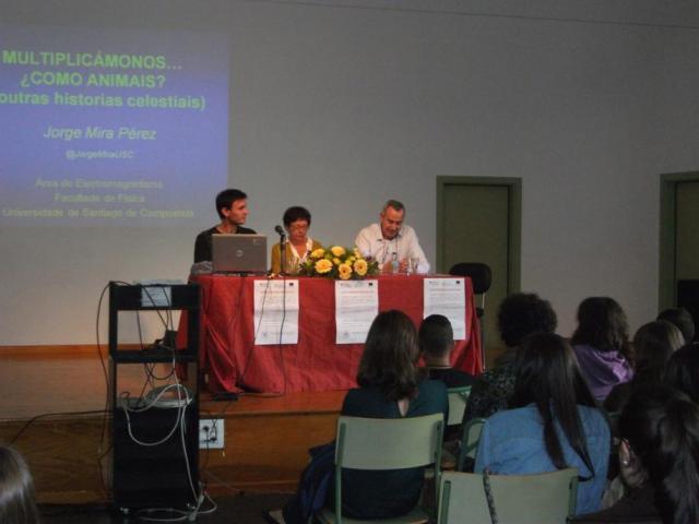 Conferencia Jorge Mira Pérez