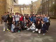 Visita a London