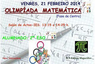 Olimpiada Matemática 2º ESO