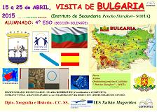 Visita alumnado de Bulgaria