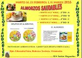 aLMORZOS SAUDABLES