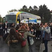 Recepción alumnado búlgaro