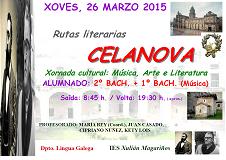 Ruta Literaria Celanova