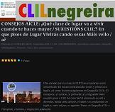 Blog CLILnegreira