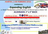 Conferencia Inglés