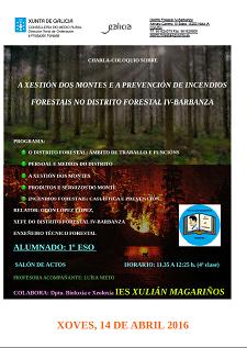 Prevención incendios forestais