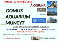 Visita ós Museos Científicos Coruñeses