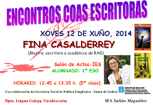 Fina Casalderrey