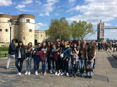 Viaxe a Londres 2016