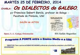 Os dialectos do galego