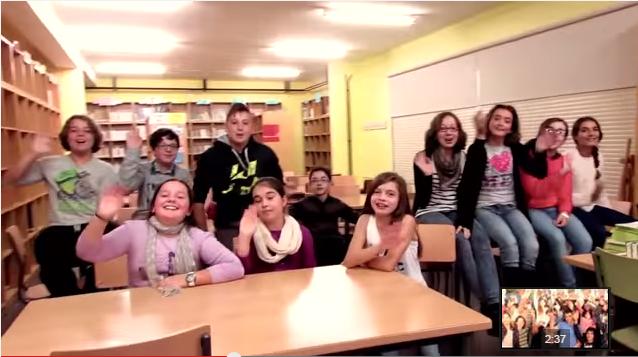 Vídeo alumnado