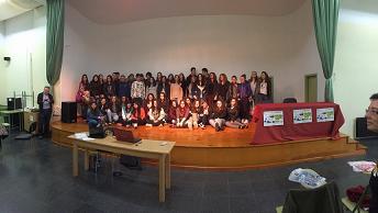 Visita alumnado búlgaro