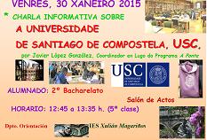 Charla USC
